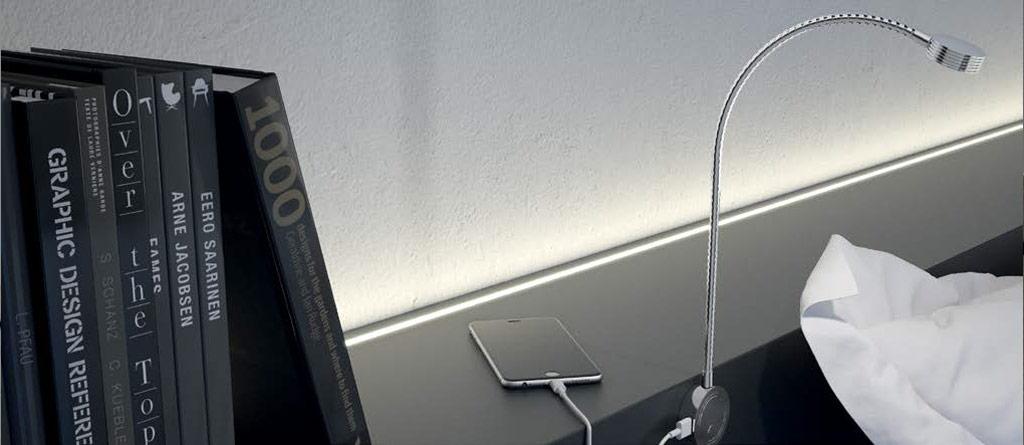 đèn đọc sách Hafele 12V Loox Led 2034