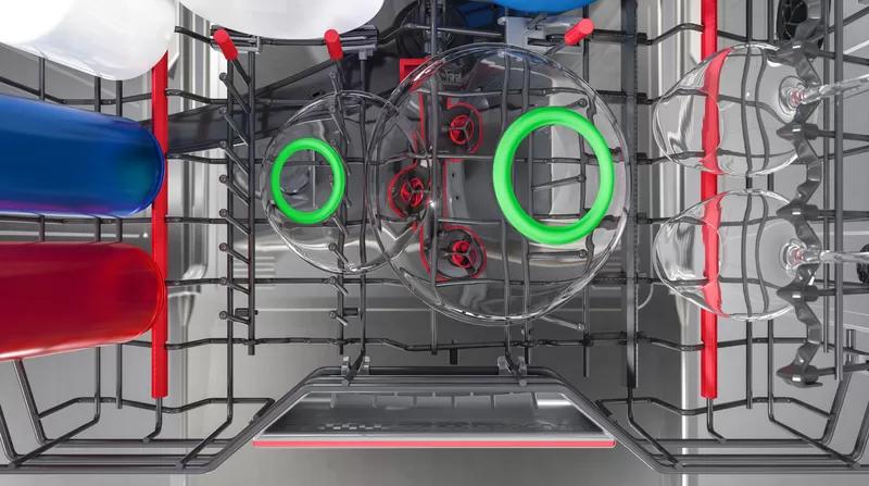 Đánh giá máy rửa chén Bosch SMV8YCX03E Extra Clean Zone