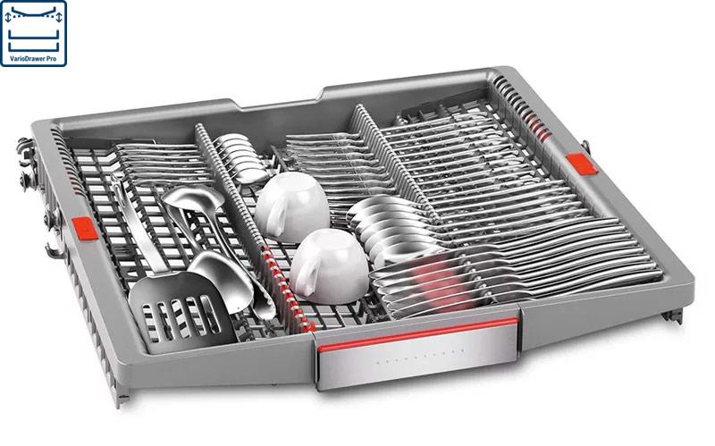 Máy rửa chén Bosch khay VarioDrawer Pro