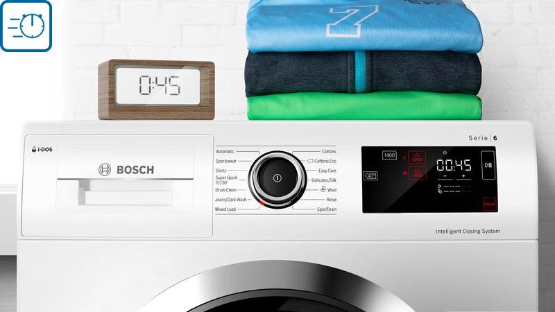 Máy giặt Bosch WAJ20180SG speed perfcet