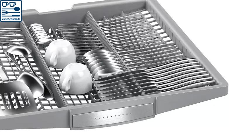 Máy rửa chén Bosch SMU4HCS48E Vario Drawer