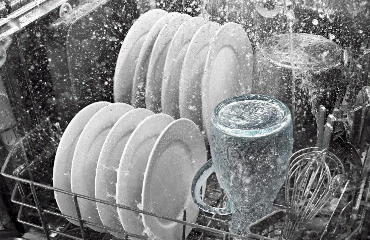 Hướng dẫn sử dụng máy rửa chén đúng cách