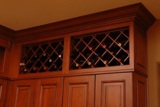 Tủ Đựng Rượu