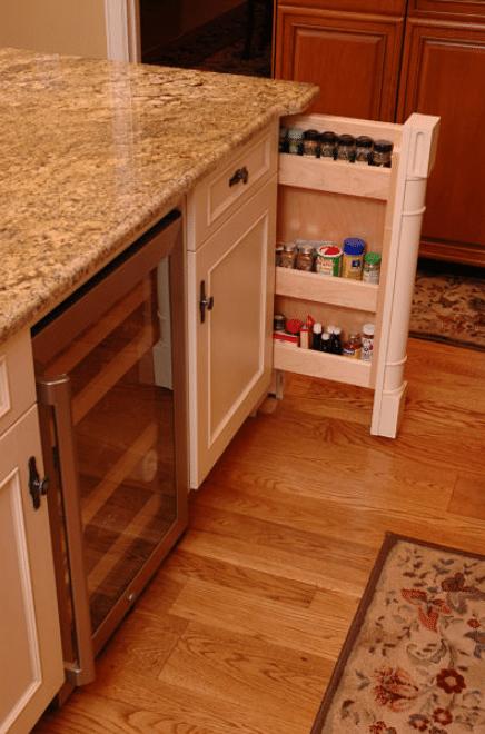 gia vị-lưu trữ-giá-ngăn kéo-tủ