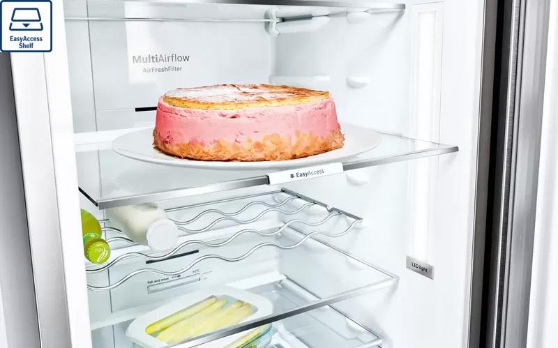 Tủ lạnh Bosch EasyAcess Shelf