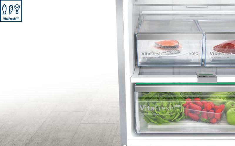 Tủ lạnh Bosch KIR81AFE0 Vita Fresh