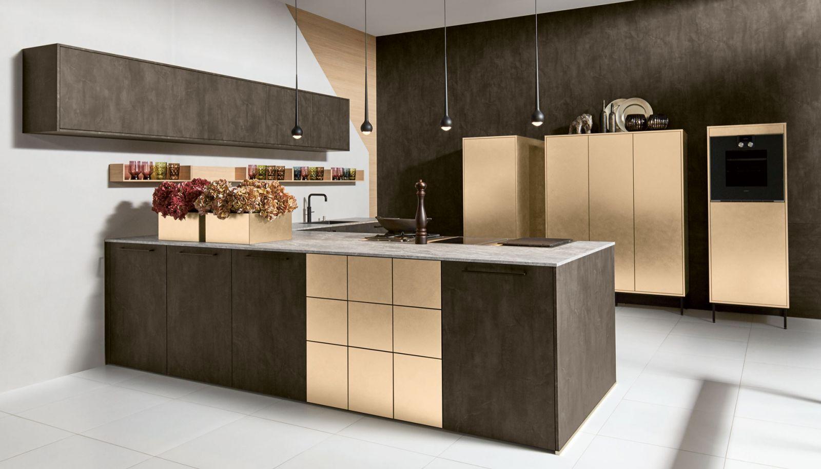 Mở không gian, thêm cá tính cho bếp