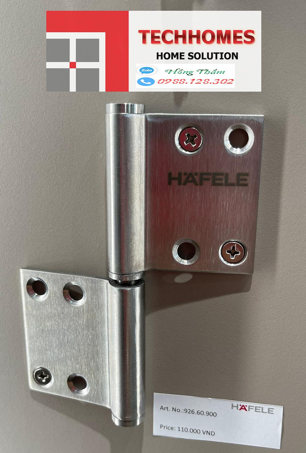BẢN LỀ NÂNG HẠ HAFELE 926.60.900