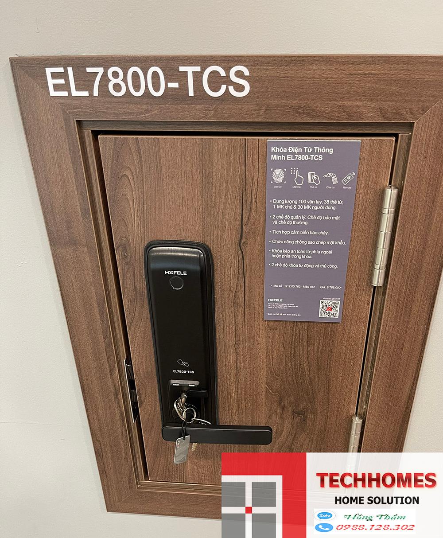 KHÓA ĐIỆN TỬ HAFELE EL7800  TCS 912.05.763