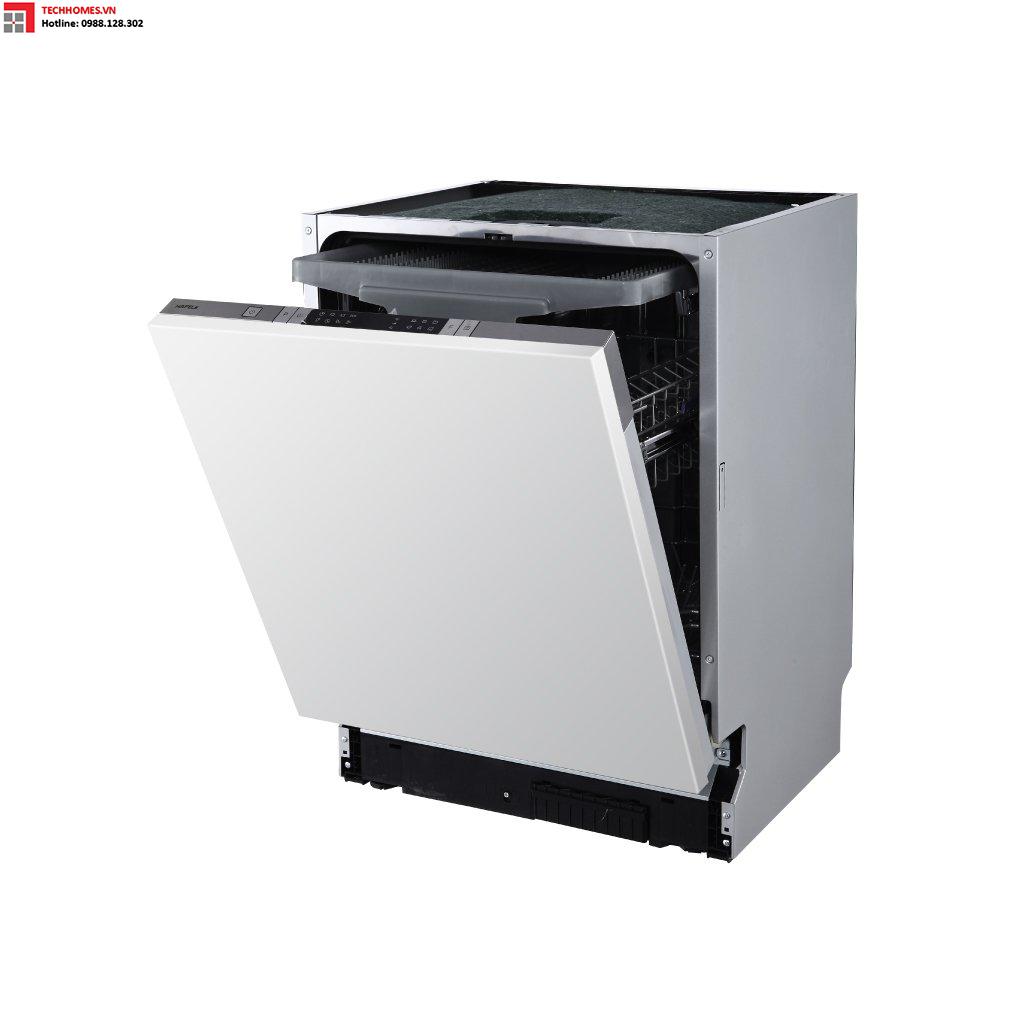 Máy rửa chén âm tủ HDW-FI60AB, Series 600 mã 538.21.330