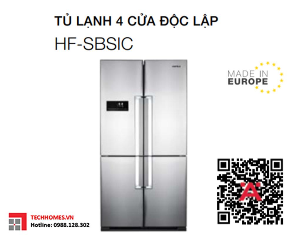 Tủ lạnh Hafele HF-SBSIC 539.16.230
